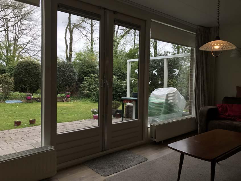 Huiskamer - uitzicht